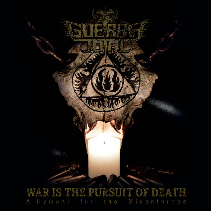 Crítica: Guerra Total - War Is the Pursuit of Death: A Hymnal for the Misanthrope (2020) - Broken Tomb